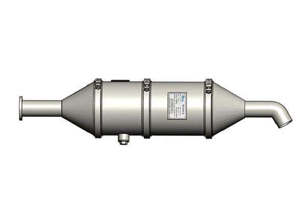 柴油机DPF尾气净化器