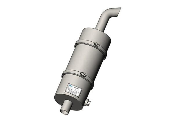 发电机DPF颗粒捕集器